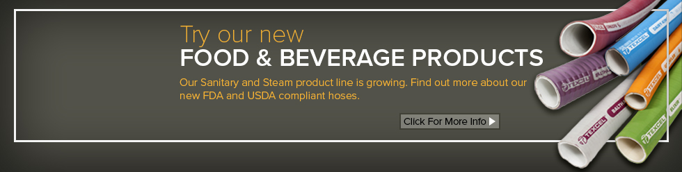 Try our new Food & Beverage products