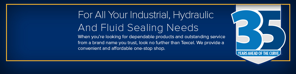 For All you industrial, Hydraulic and Fluid Sealing Needs